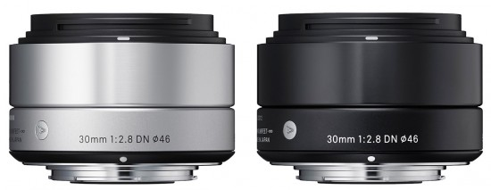 Sigma-30mm-F2.8-DN-lens