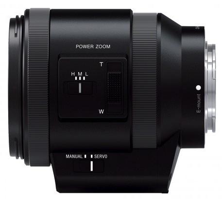 Sony PZ18-200mm f3.5-6.3 OSS lens SELP18200