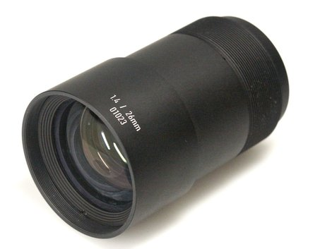 Ibe Optics 26mmf f:1.4 lens for Micro Four Thirds
