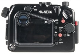 Nauticam NA-NEX6 underwater housing for the Sony NEX-6 Camera2