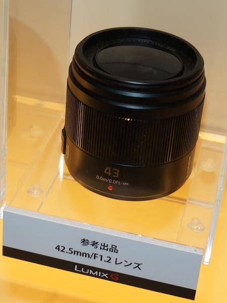 Panasonic-42.5mm-f1.2-Micro-Four-Thirds-lens