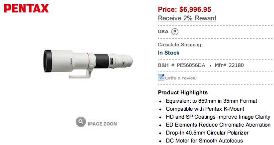 Pentax-DA-560mm-f5.6-ED-AW-Lens