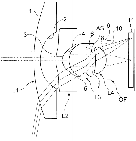 Samsung-wide-angle-NX-lens-patent