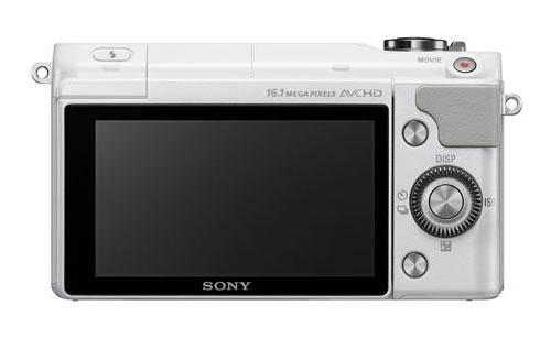 Sony NEX-3n camera back