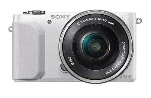 Sony NEX-3n camera