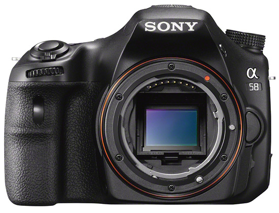 Sony-a58-SLT-camera-body