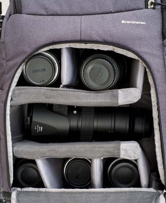 Brenthaven camera bag review 13