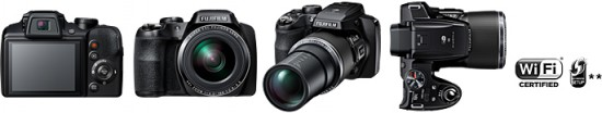 Fujifilm FinePix S8400W camera