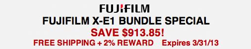 Fujifilm-X-E1-savings