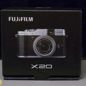 Fujifilm X20 1