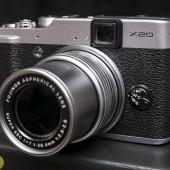 Fujifilm X20 10