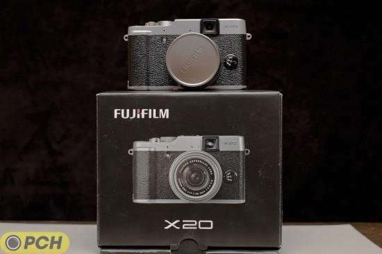 Fujifilm X20 2