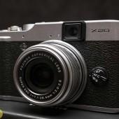 Fujifilm X20 4