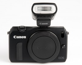 Nauticam NA-EOSM underwater housing for Canon EOS M1