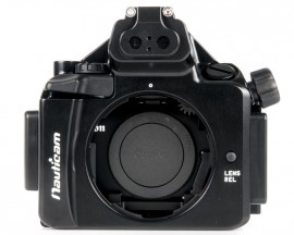 Nauticam NA-EOSM underwater housing for Canon EOS M2