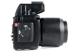 Nauticam NA-EOSM underwater housing for Canon EOS M8
