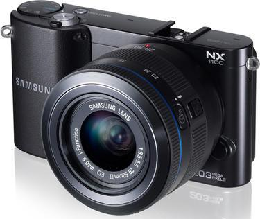 Samsung_NX1100_mirrorless_APS-C_camera