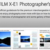 Fujifilm-X-E1-PDF-free-photographer-guidebook