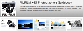 Fujifilm-X-E1-PDF-free-photographer-guidebook