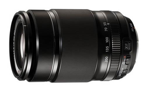 Fujifilm XF 55-200mm f3.5-4.8 R LM OIS lens details