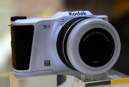 Kodak-S-1-Micro-Four-Thirds-mirrorless-camera