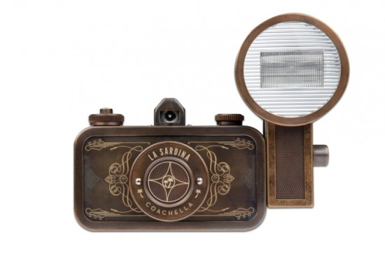 Lomography Coachella Metal Camera