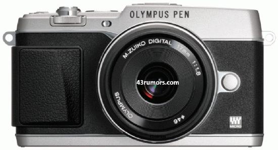 Olympus-E-P5-camera