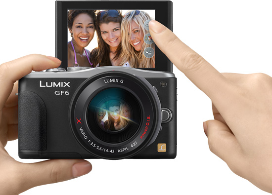 Panasonic-Lumix-GF6-camera-announcement