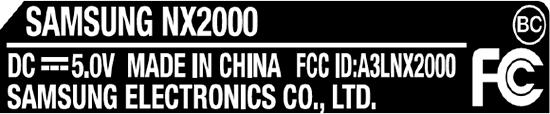 Samsung-NX2000-camera-FCC
