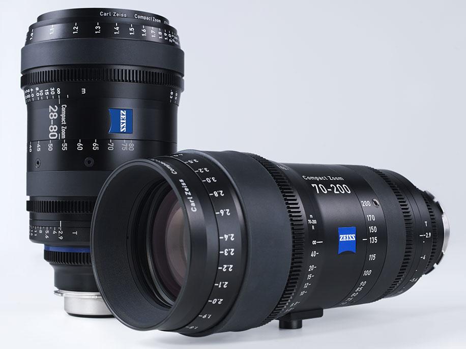 Zeiss Lenses For Canon | CINEMAS 93