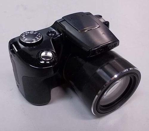 Canon PowerShot SX camera