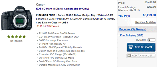Canon-instant-rebate-deals