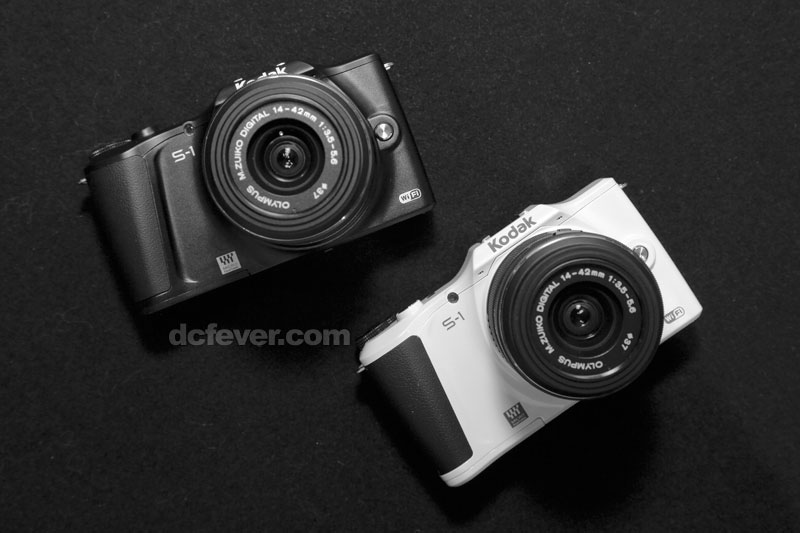Kodak S1 mirrorless interchangeable lens camera
