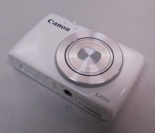 New Canon PowerShot S200