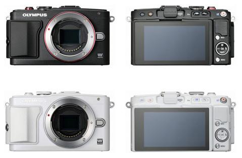 Olympus-E-PL6-camera