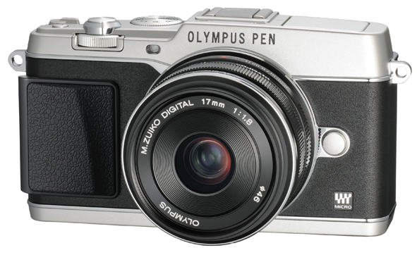 Olympus PEN E-P5 camera kit