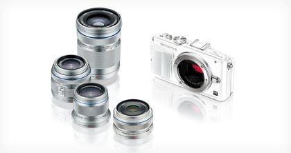 Olympus PEN Lite E-PL6 camera 3