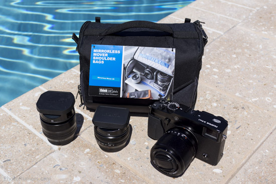Think Tank Photo Mirrorless Mover 20 bag