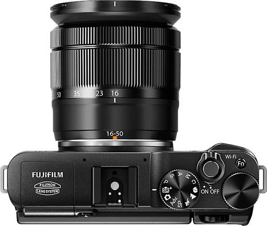 Fuji-X-M1-kit