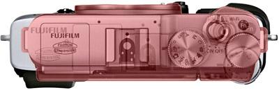 Fujifilm X-M1 camera size comparison 3