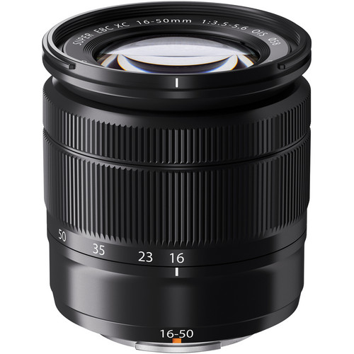Fujinon XC 16-50mm f:3.5-5.6 OIS len