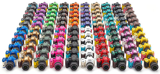Pentax-K-50-colors