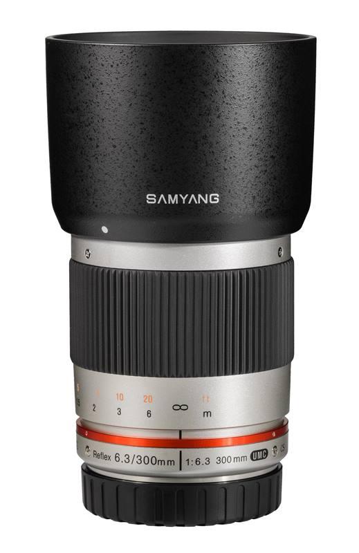 Samayng 300 mm f:6.3 reflex lens