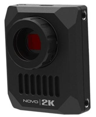 Uncompressed RAW Novo 2K Camera