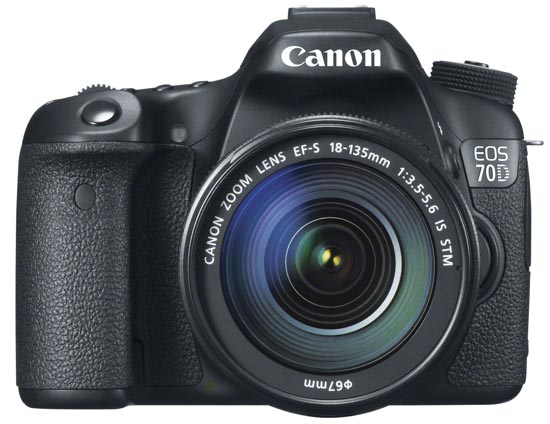 Canon EOS 70D DSLR Camera 2