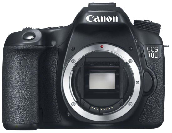 Canon EOS 70D DSLR Camera 5