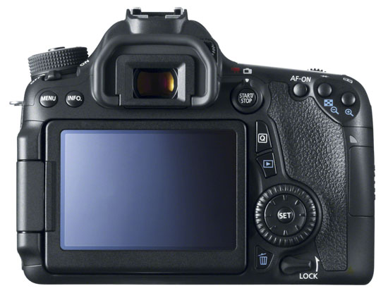 Canon EOS 70D DSLR Camera 7