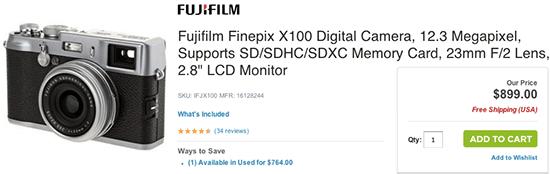 Fuji-X100-sale