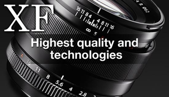Lens 35mm F1.4 Fuji-xf-23mm-f1.4-r-lens