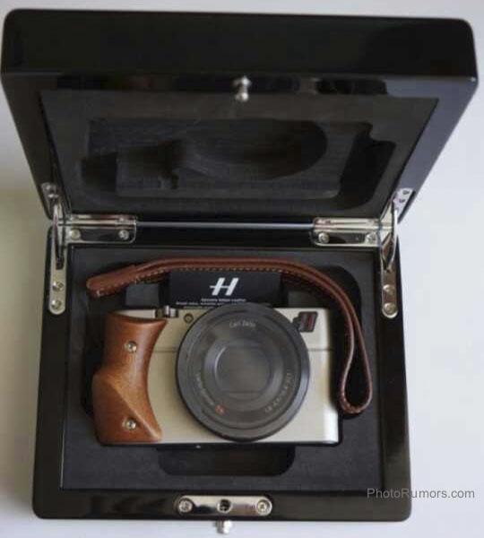 Hasselblad Stellar camera 1